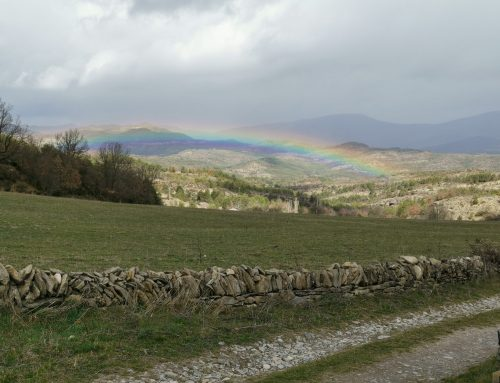 Lasaosa, where the rainbow is born